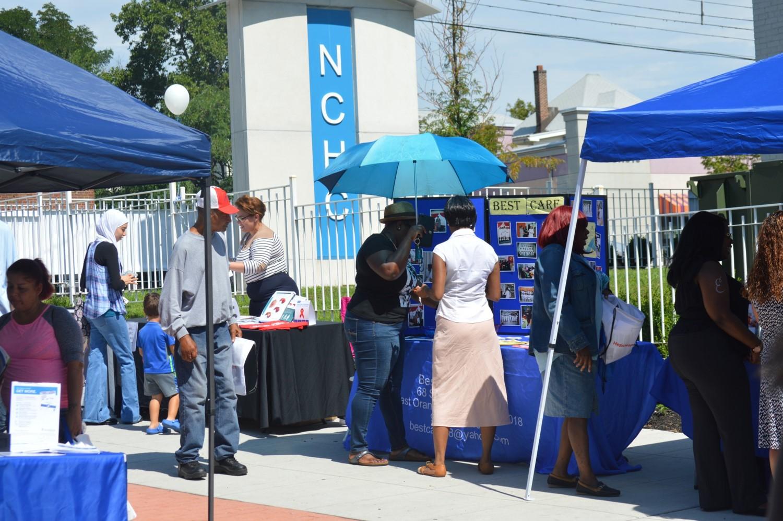 National Health Center Week – Newark Community Health Center